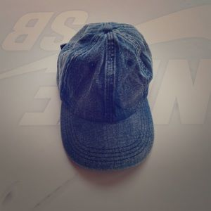 Accessories - Denim Jean Hat One Size Fits All